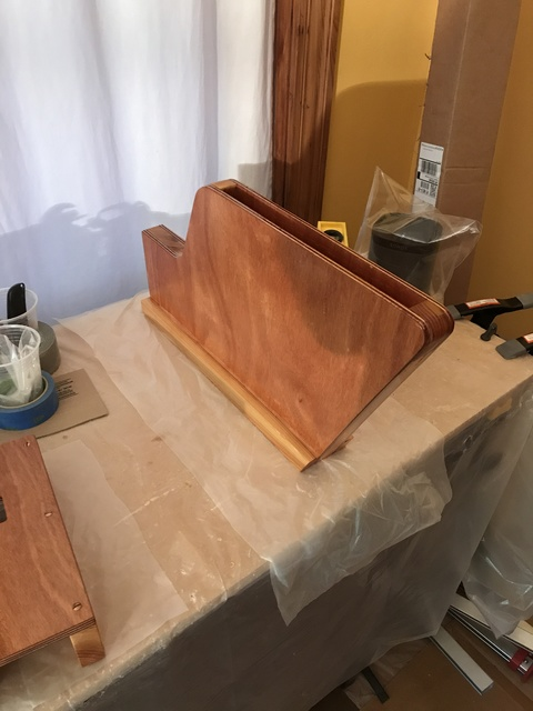 daggerboard trunk